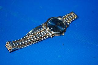 reloj de pulsera masculino Lotus steel 8558-3 atm