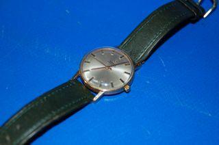 reloj pulsera masculino Omega automatic -oro 18k