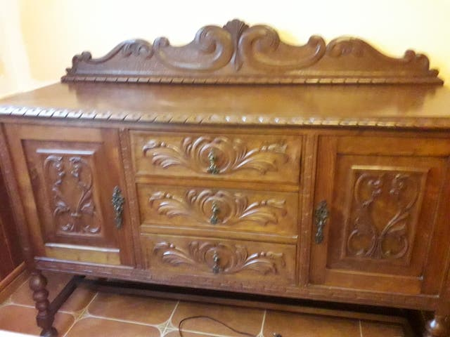 Muebles de comedor antiguos de segunda mano por 1.900 € en Granada ...