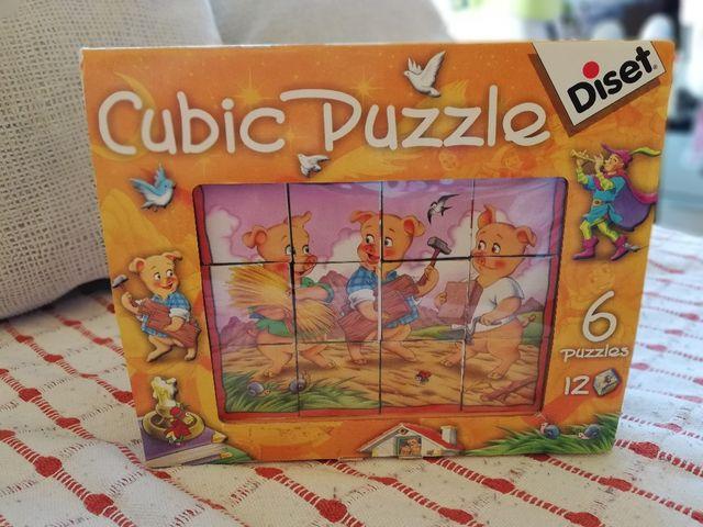 puzzle cubic diset