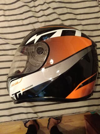 casco de moto KTM Evo Street
