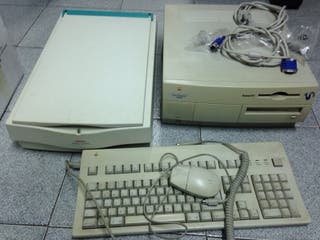 Clasico MAC Power Macintosh 7300-166