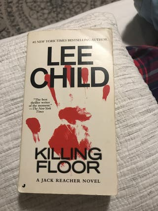 Lee Child - Killing Floor en ingles