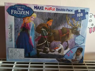 Puzzle Frozen