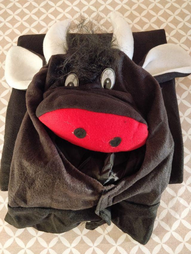 Disfraz de Toro Carnaval de Invierno