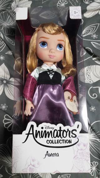 Muñeca Aurora Animators Collection 1ª Edición