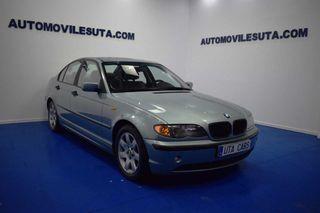 BMW Serie 3 BMW Serie 3 320D Datos del vehículo