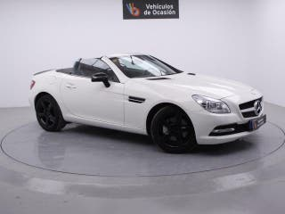 MERCEDES SLK-CLASS cabrio 2.1 SLK 250 CDI BLUE EFFICIENCY 2P