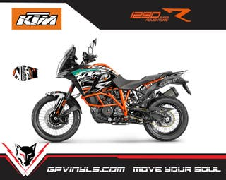 Kit Adhesivos KTM 1290 R SUPER ADVENTURE