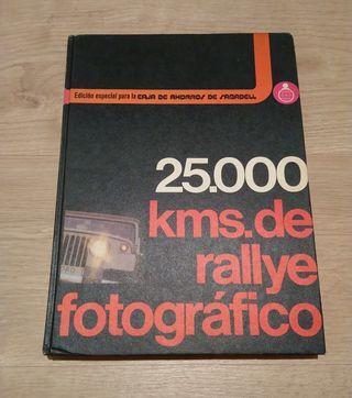 Libro de fotografía y coches..