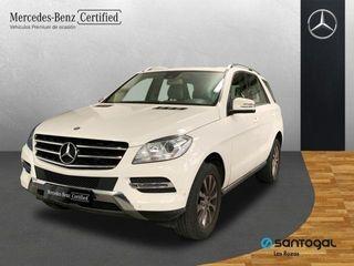 Mercedes-Benz Clase M ML 350 BlueTEC 4Matic 190kW (258CV)
