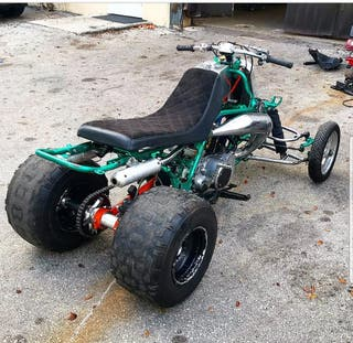 competition quad for sale