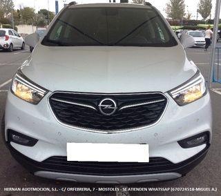 Opel Mokka X 1.4 TURBO 140 CV. SELECTIVE