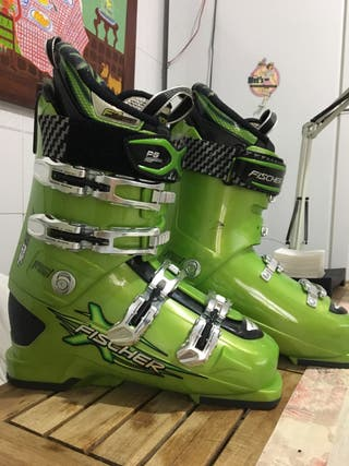 Botas esquí Fischer