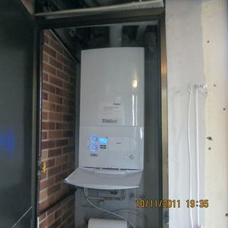 Instalador de gas y de calderas autorizado