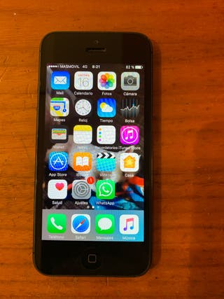 Vendo iPhone 5 impecable