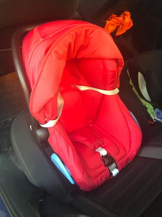 Trio bebé confort capazo, maxicosi, silla paseo