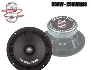 Equipo música competicion coche GroundZero