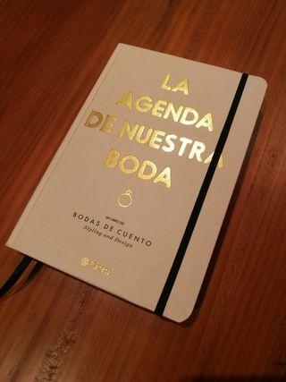 """Agenda """"La agenda de nuestra boda"""""""