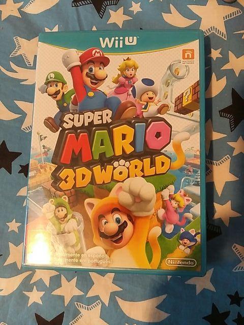 Juego Wii U Super Mario 3d World De Segunda Mano Por 15 En Ajalvir