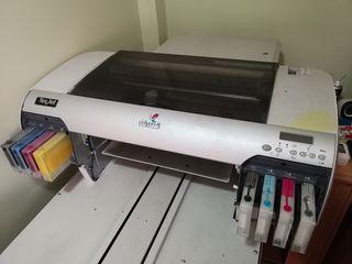 Impresora de Camisetas dtg Texjet