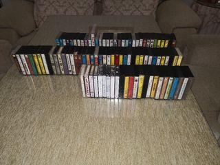 Se venden cintas antiguas.