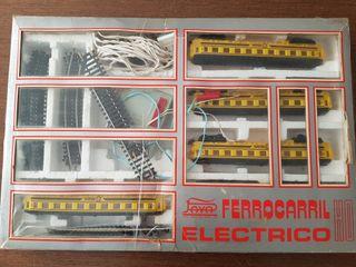 ferrocarril eléctrico Paya