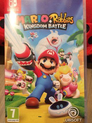 Nintendo switch joc Mario