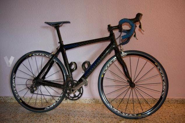 Bicicleta Carretera de Carbono