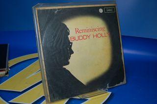 Vinilo DISCO-lp-Buddy Holly -Reminiscing -año 1963