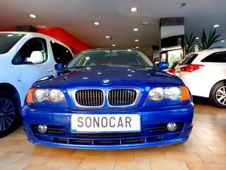BMW Serie 3 320CI, 170CV, POCOS KILOMETROS, GARANT