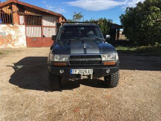 Toyota Land Cruiser HDJ 80 1991