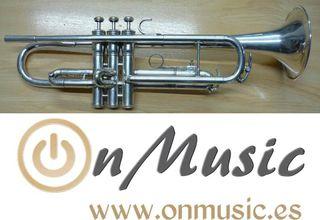Trompeta Sib King Tempo 600 en muy buen estado.