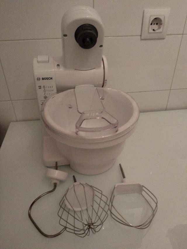 Robot cocina Bosh