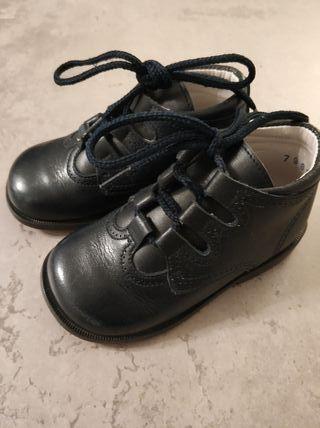 Zapato piel niño/a talla 22