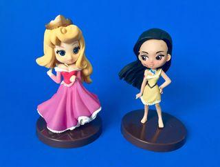 AURORA y POCAHONTAS Disney