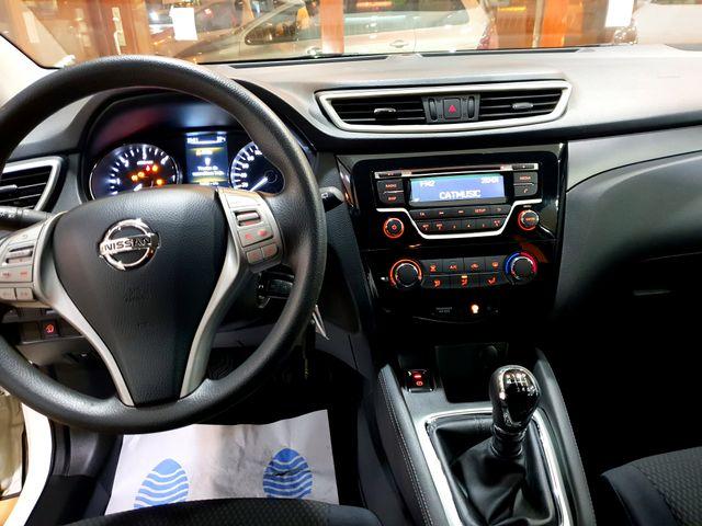 Nissan Qashqai 2015, TRACCION 4X4, 130CV.