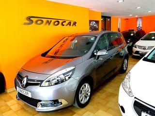 Renault Scenic 2014, GPS, GARANTIA TOTAL, REESTREN