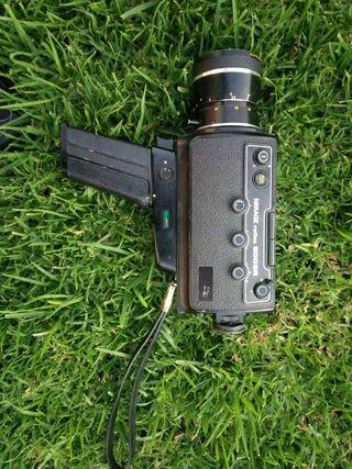 cámara video 8mm reflex mirage
