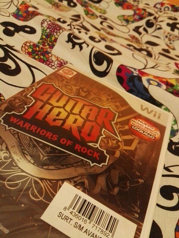 Guitar Hero (Warriors of rock)