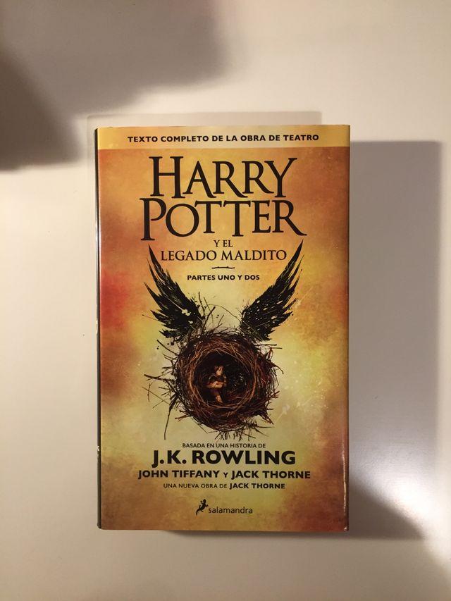 harry potter y el legado maldito spanish edition