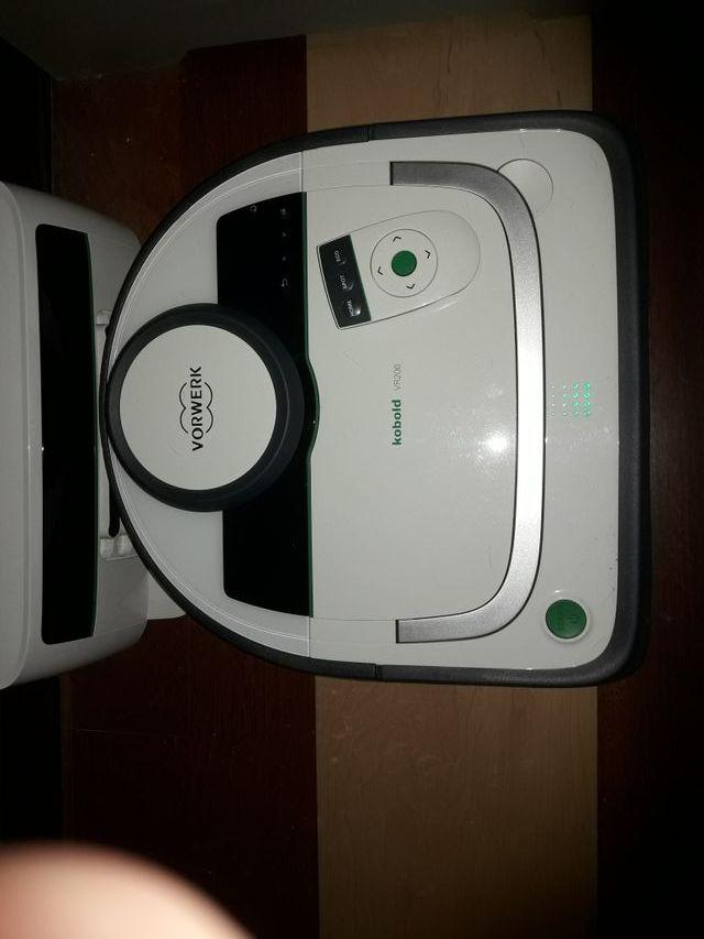 Robot aspirador Vorwerk VR200