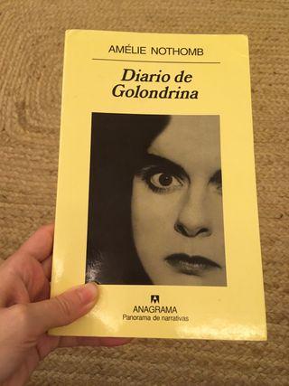 diario de golondrina amelie nothomb