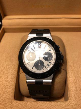 6fa58e345e1 Reloj Bulgari de segunda mano en WALLAPOP