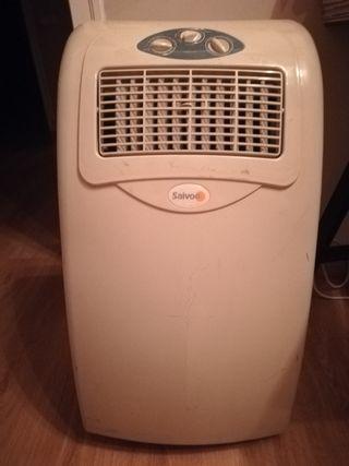 aire acondicionado con compresor