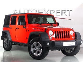 Jeep Wrangler Unlimited 2.8 CRD Rubicon Auto