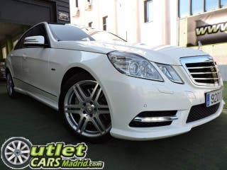 Mercedes-Benz Clase E E 350 CDI Blue Efficiency Elegance 195kW (265CV)