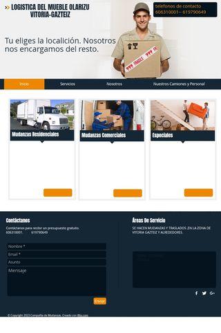 mudanzas y montaje de muebles