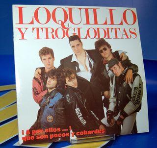 Vinilo doble LP -Loquillo Y Los Trogloditas