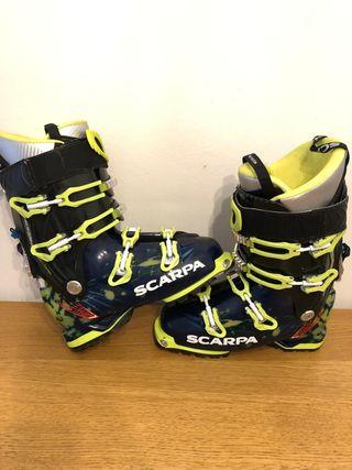 Bota esqui montaña/freeride SCARPA FREEDOM SL